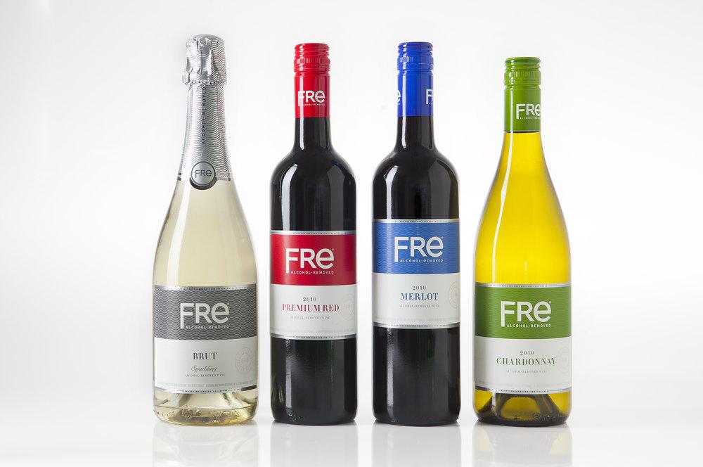 Fre (Non-Alcoholic) Sparkling Wine