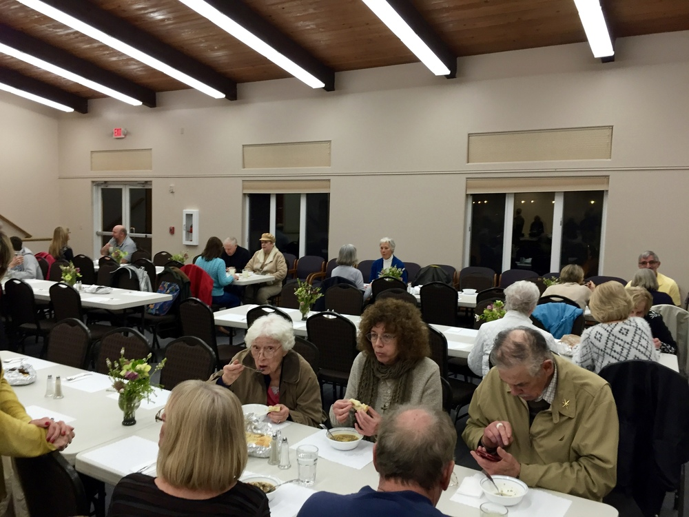 Lenten Worship Soup Supper at BPC