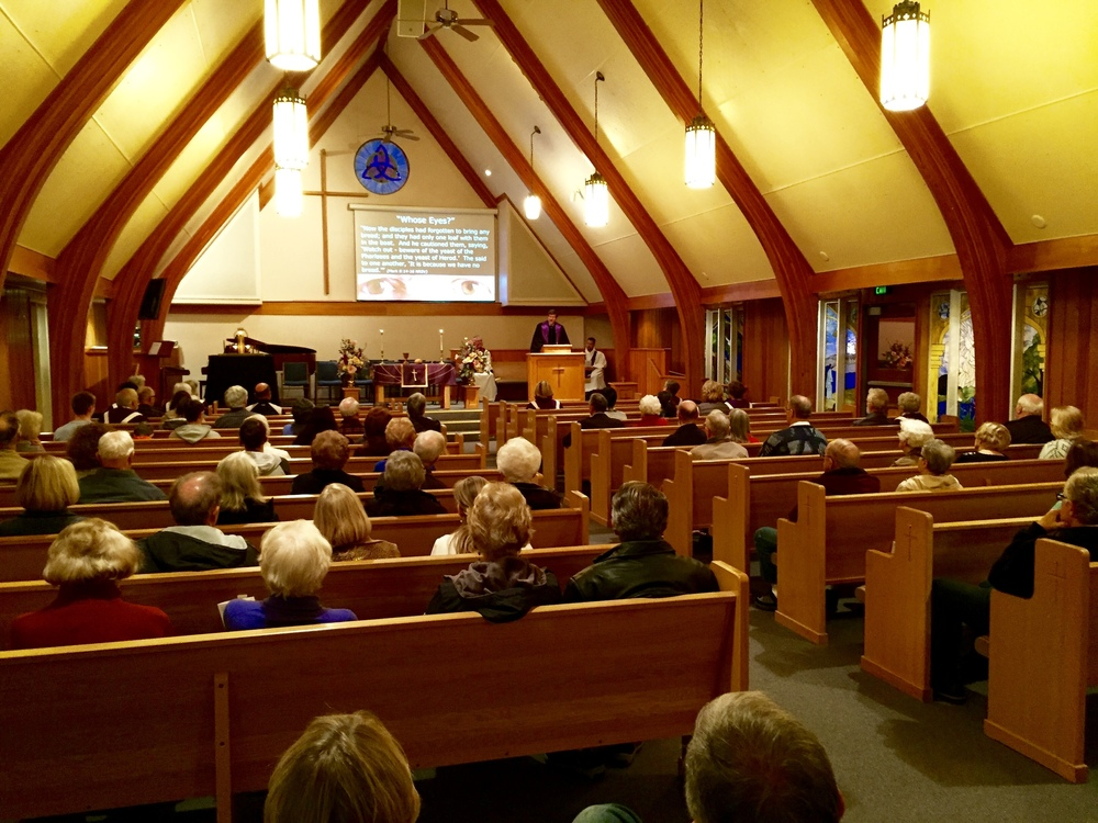 Lenten Worship Service at BPC