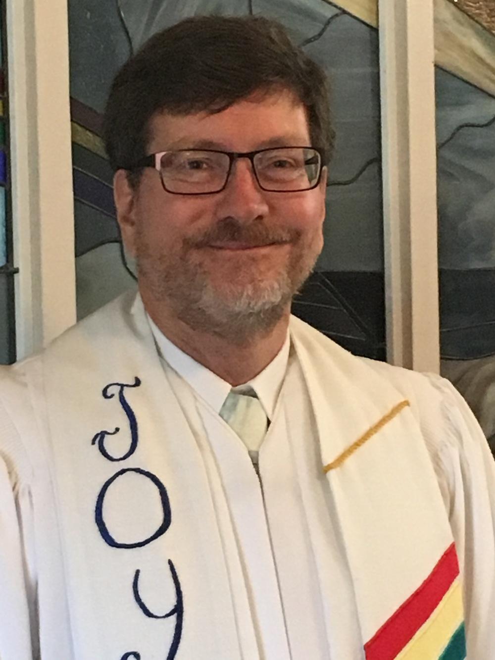 Pastor David Hunter