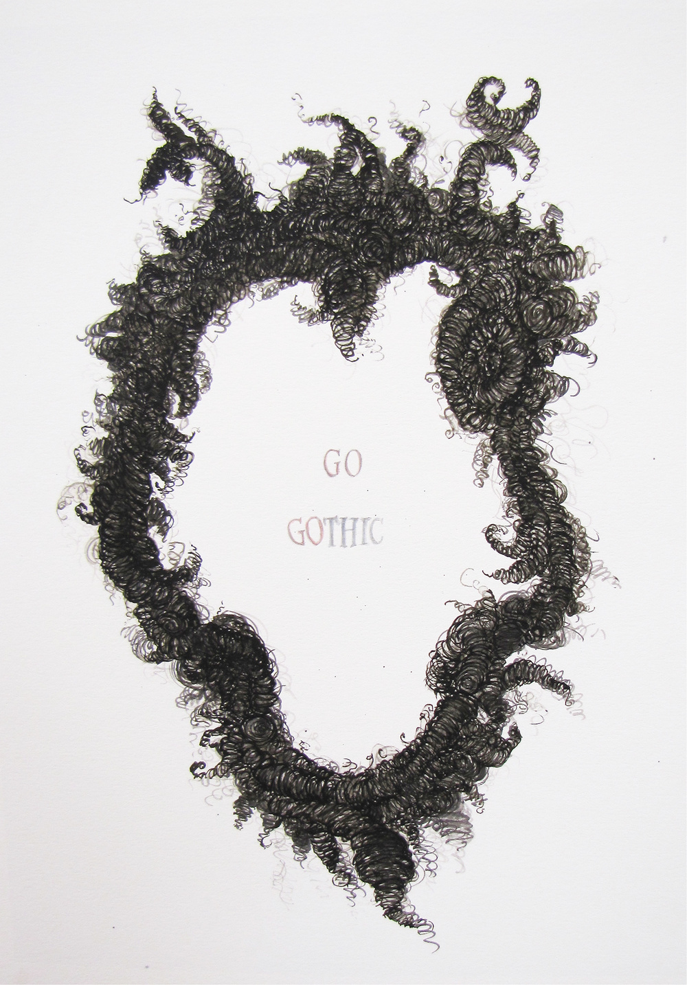 Go gothic 2012