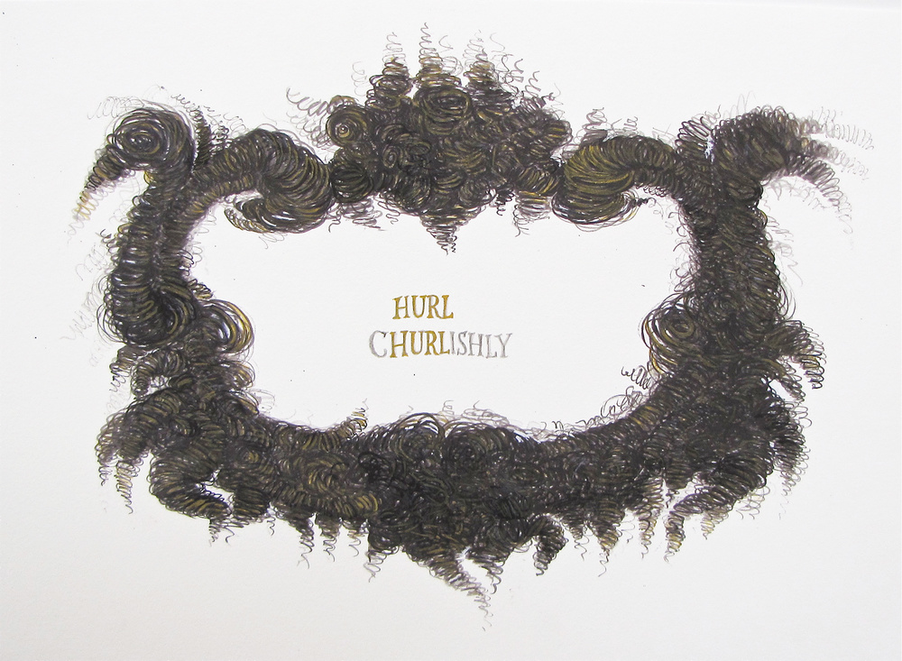 Hurl churlishly 2012