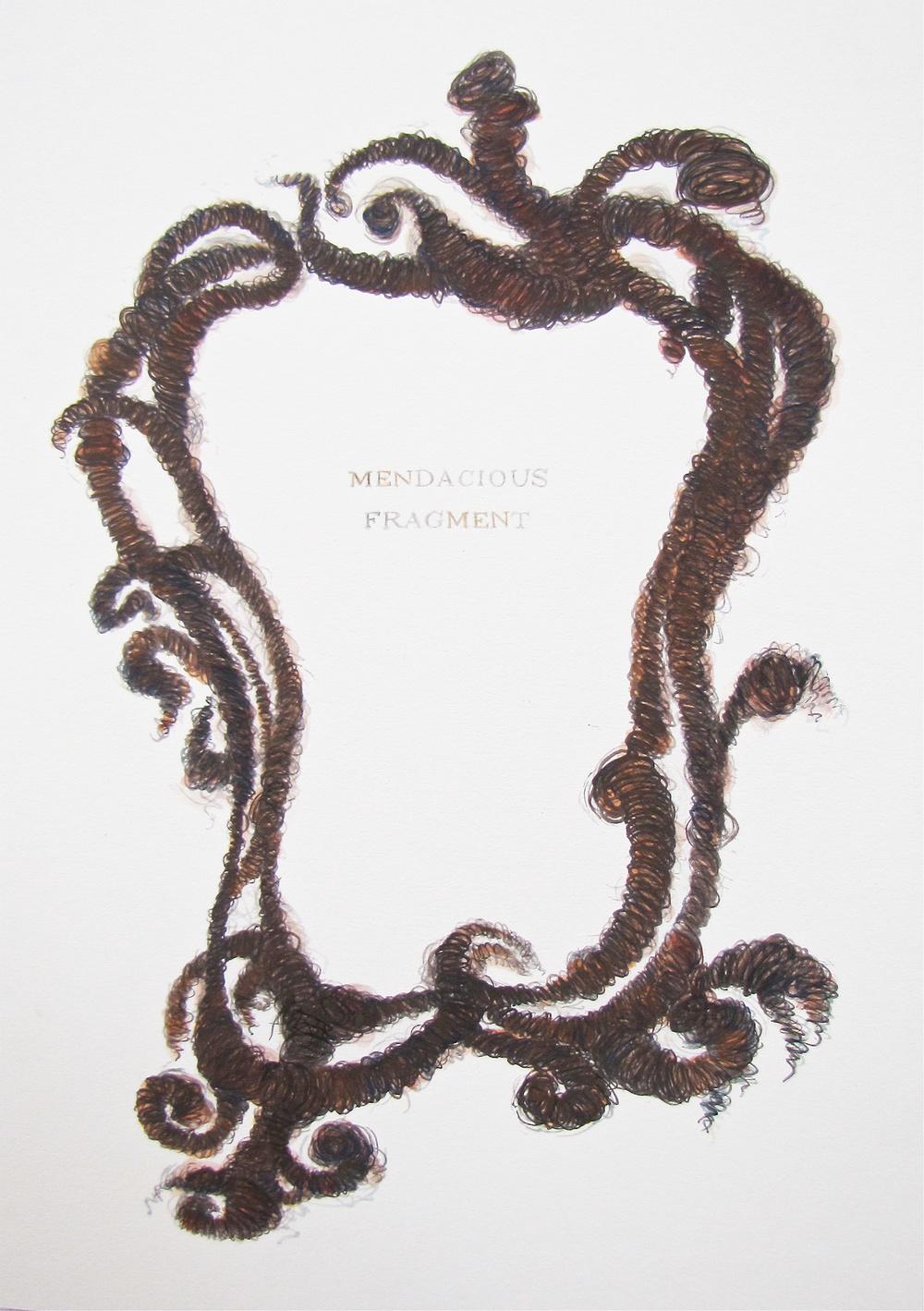 Mendacious fragment 2011