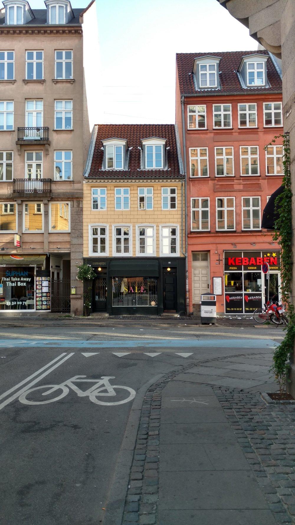 Copenhagen Street 1