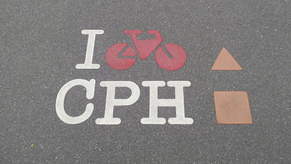 I Bike CPH