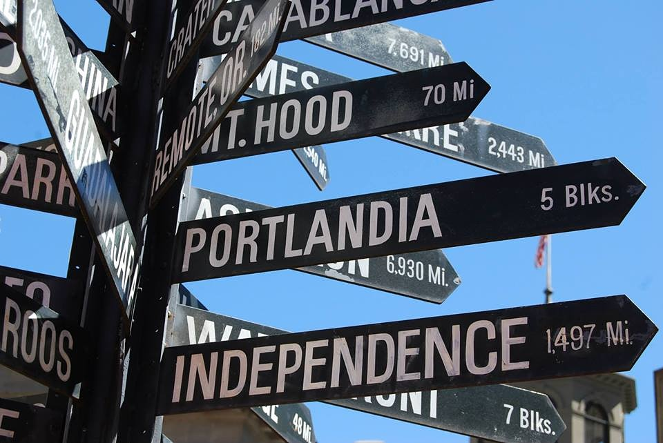 Directions | Portland, OR