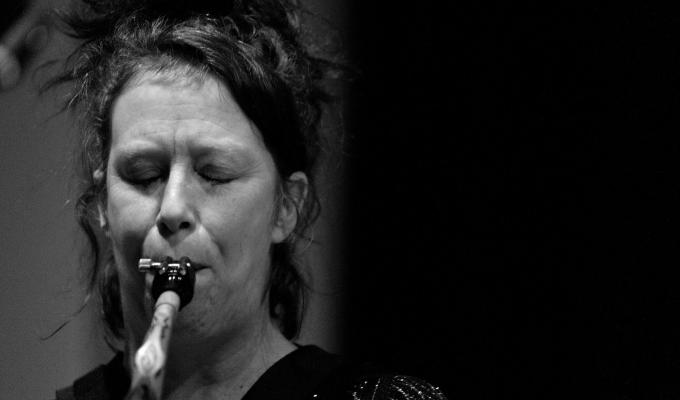 "Amy is regarded as one of Seattle's most innovative multi-instrumentalists. Amy lead a group improvisation and ""conduction"" workshop for the inaugural Seattle Saxophone Institute camp in 2015. This year Amy will bring her infectious energy and amazing artistic presence to our middle school camp!"