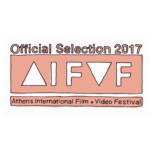 V excited that my short doc is showing in Athens of all places 💚
