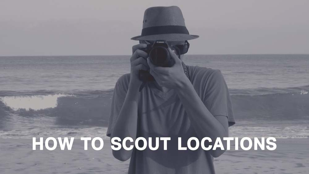 How to scout locations for your marketing videos.