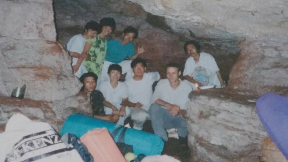 Immortal Cave in Mt. Ching Cheng for Internal Alchemy Training.jpg