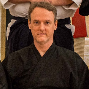 Sensei Tim Richmond - Iaido