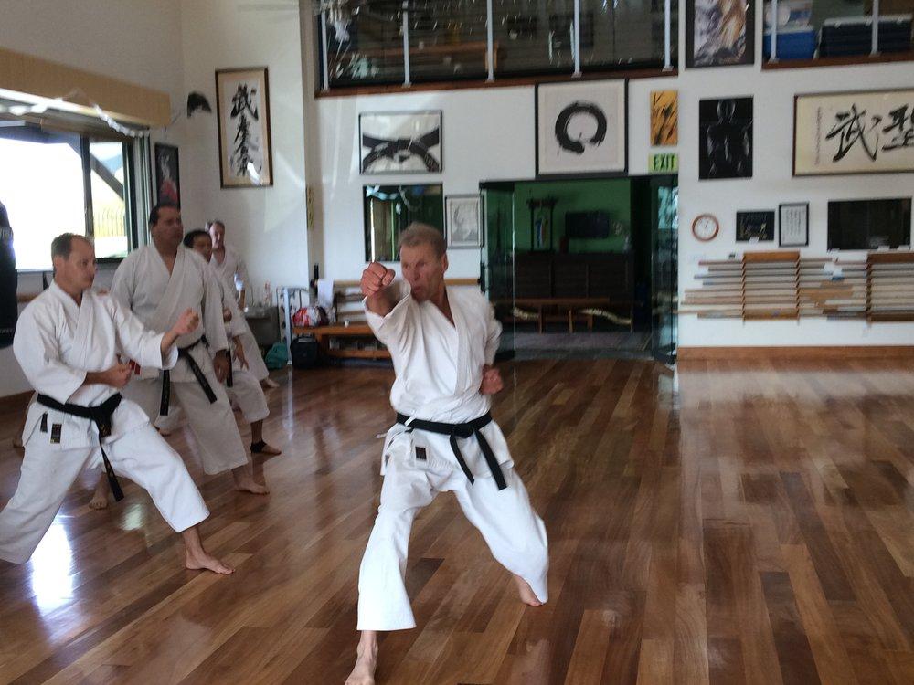 Sensei Whiteside Kumite Seminar  2016.JPG