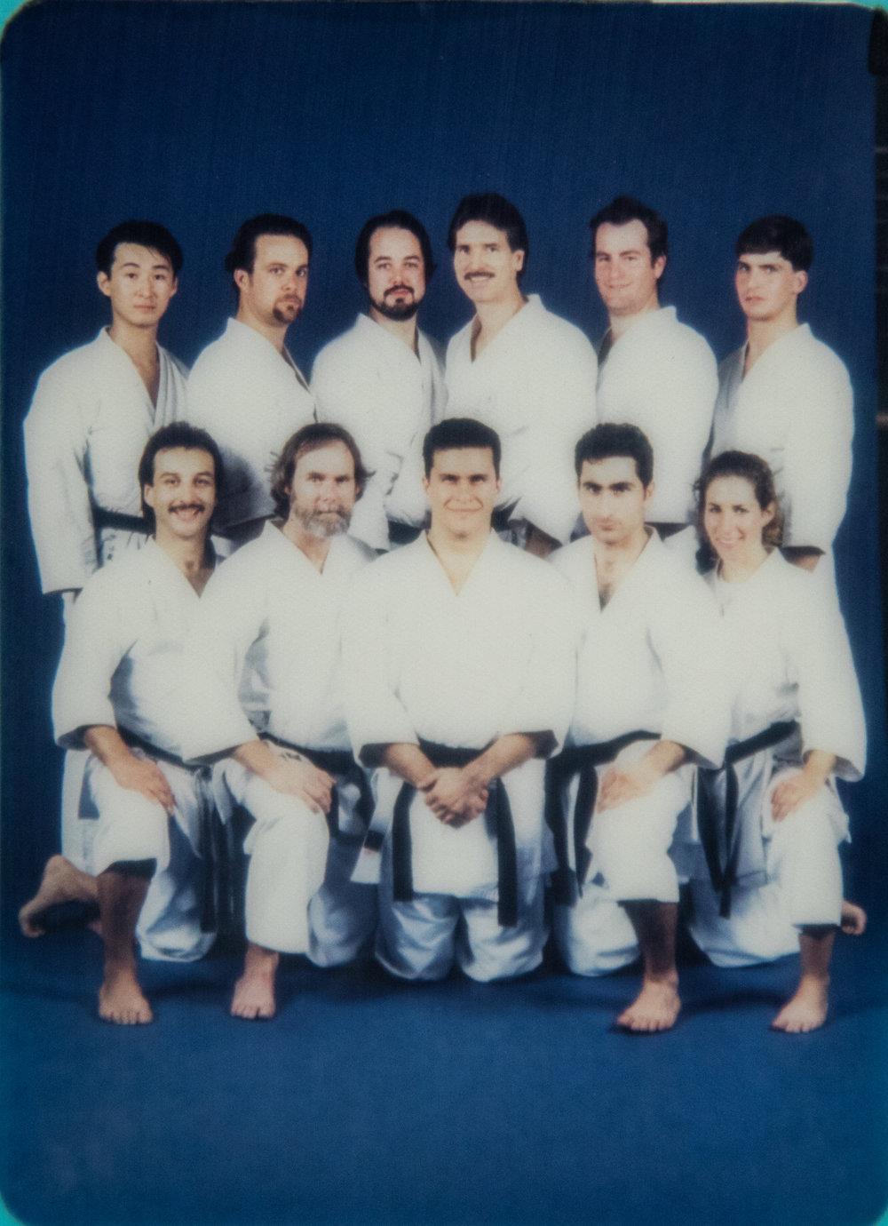 2004 Senseis