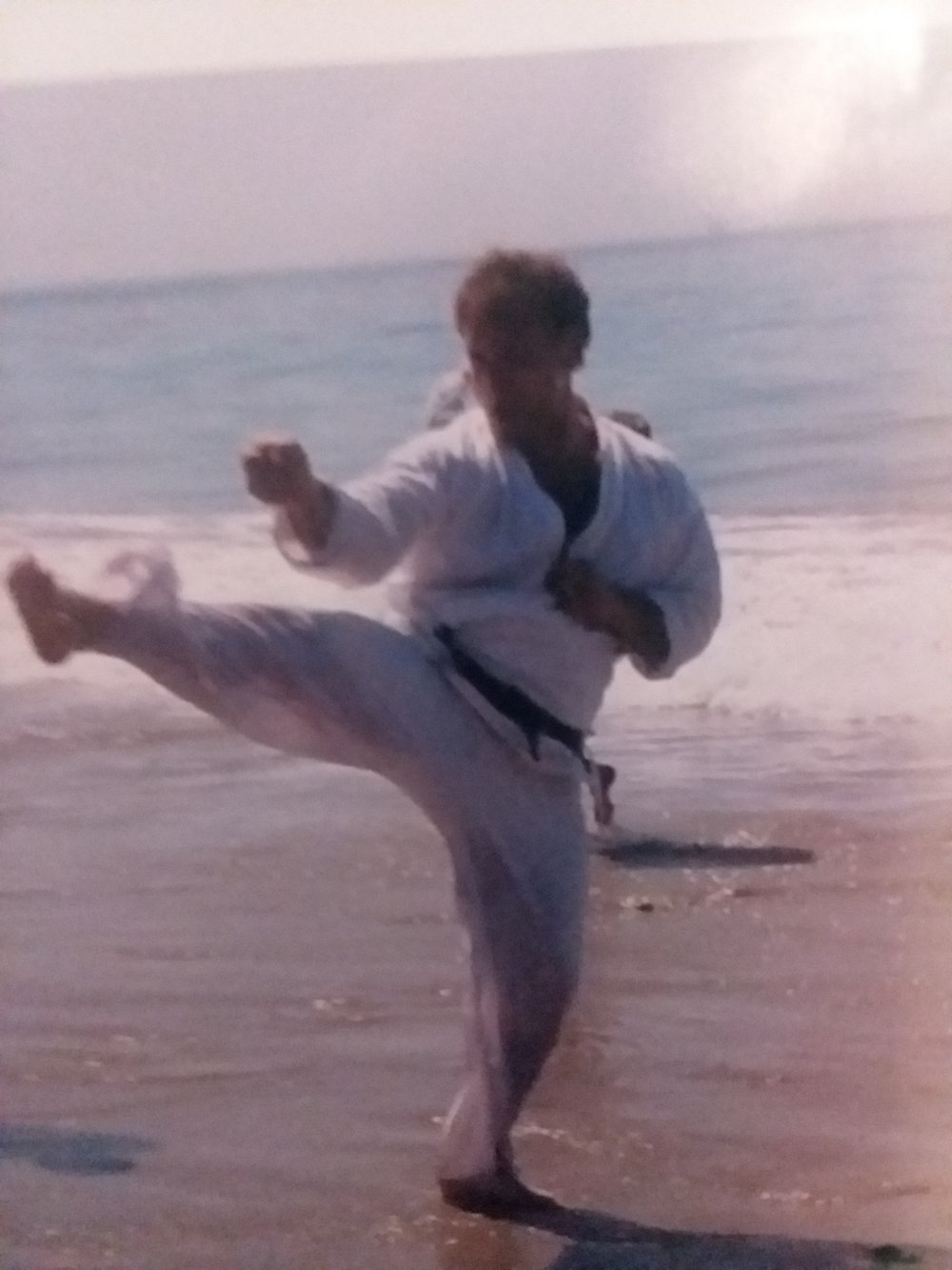 Beach Training 2003