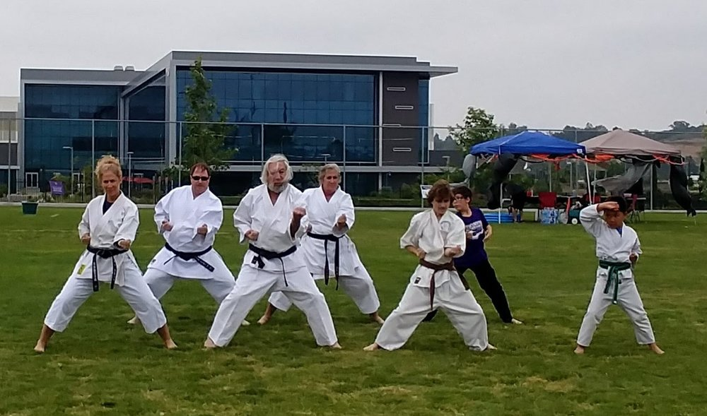 USKL Karate Demo %28Basics%29 Relay for Life ULV 5-19-18.jpg