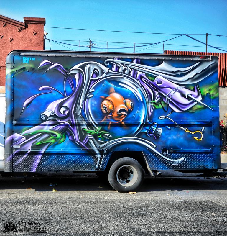 """""""Griffin- Box Truck"""""""