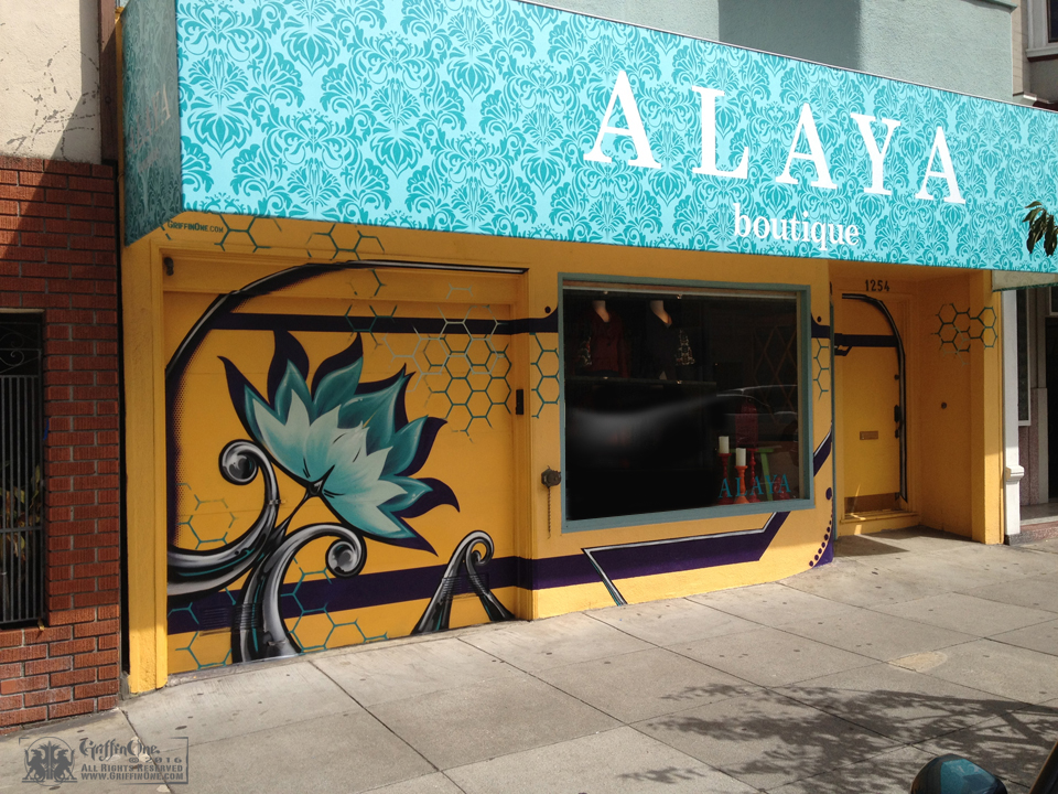 """ALAYA Boutique"" SF"