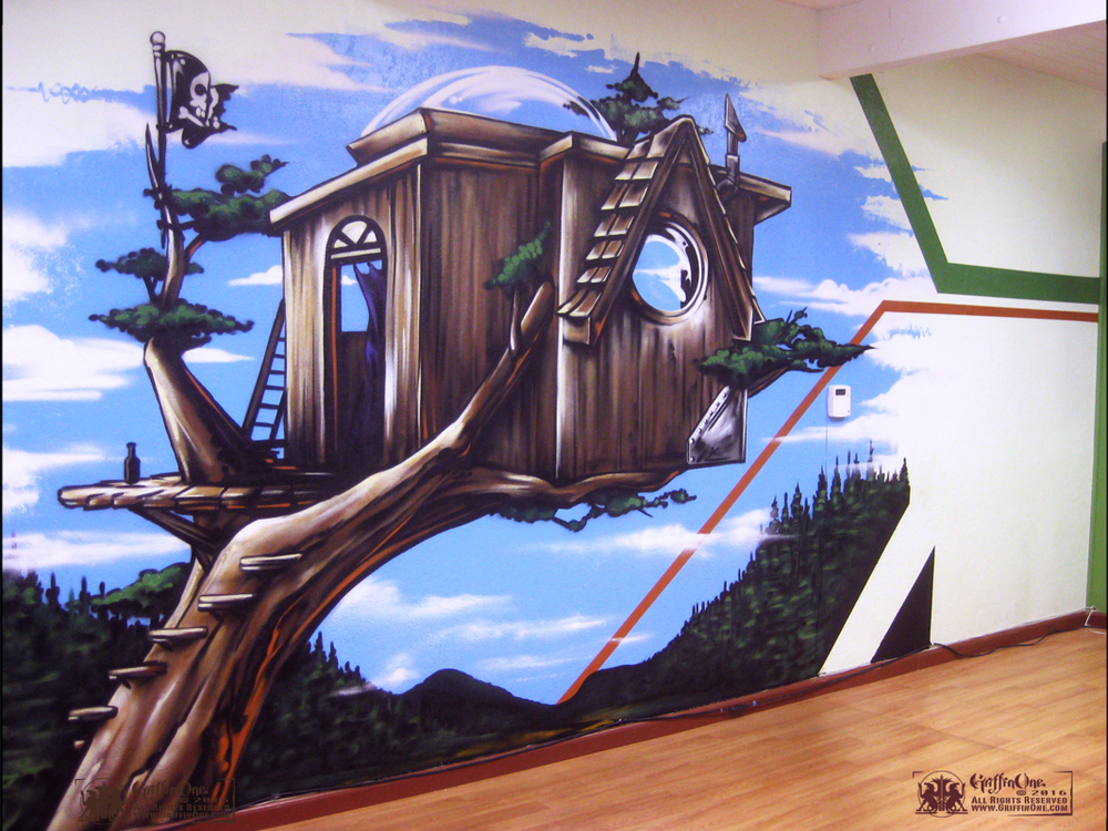 """Humboldt Tree House"""