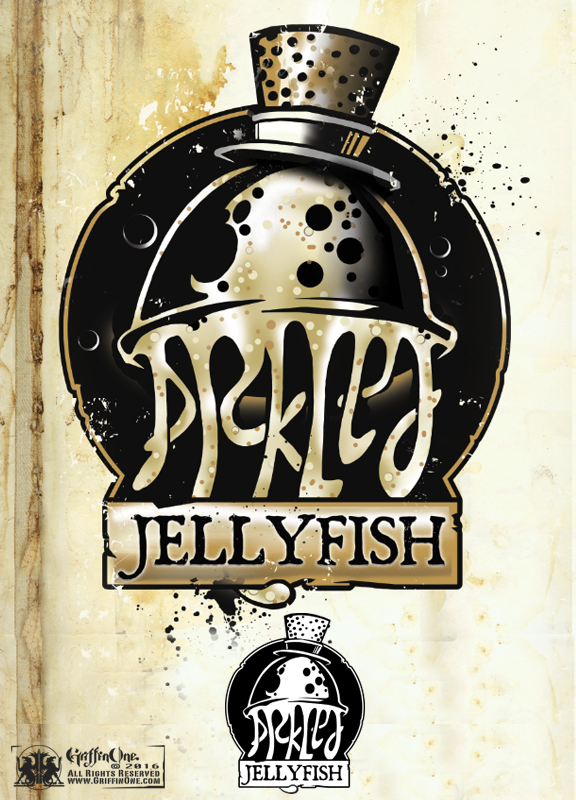 """Pickled Jelly Fish"""
