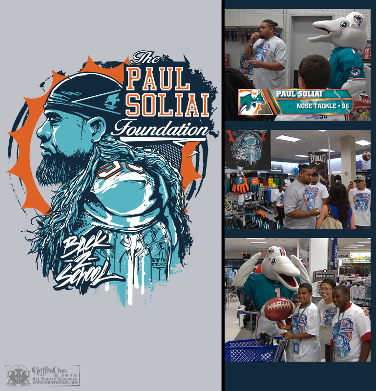 """Paul Soliai Foundation"""