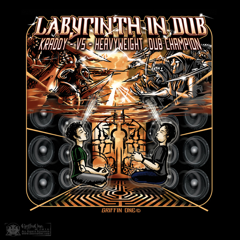 """Labyrinth in Dub"" EP"