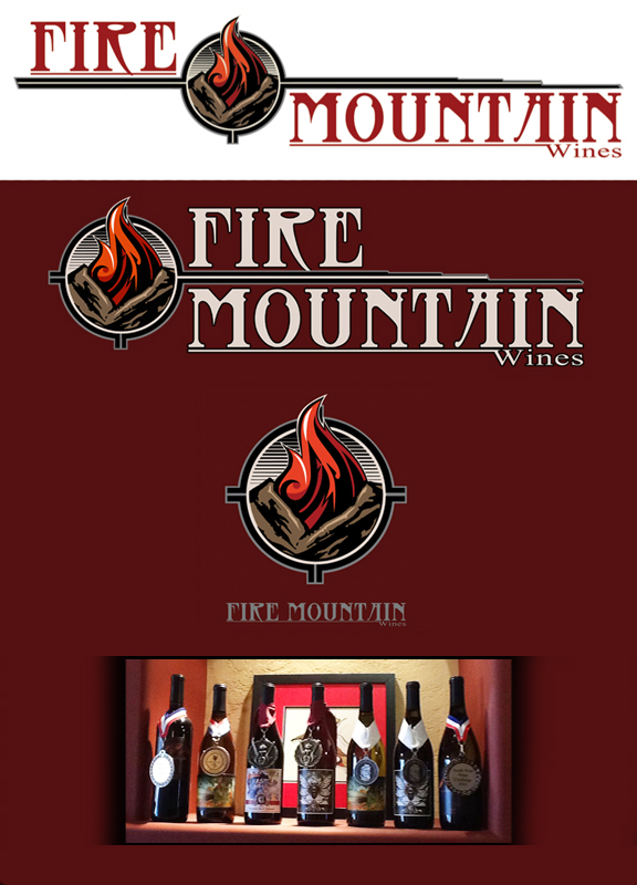 """""""Fire Mountain Wines"""""""