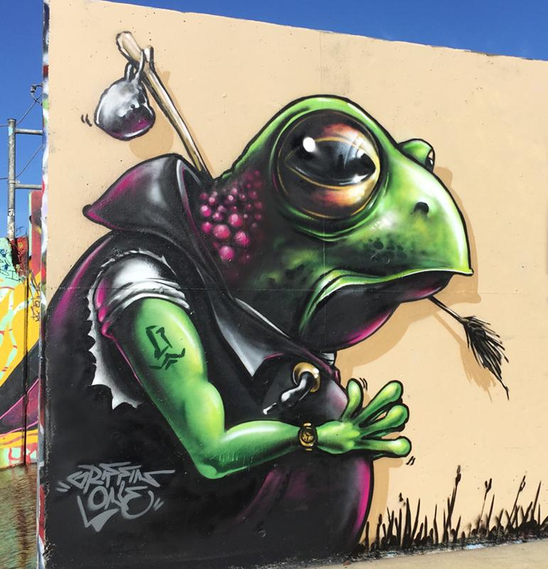 """""""Drifter Toad"""""""