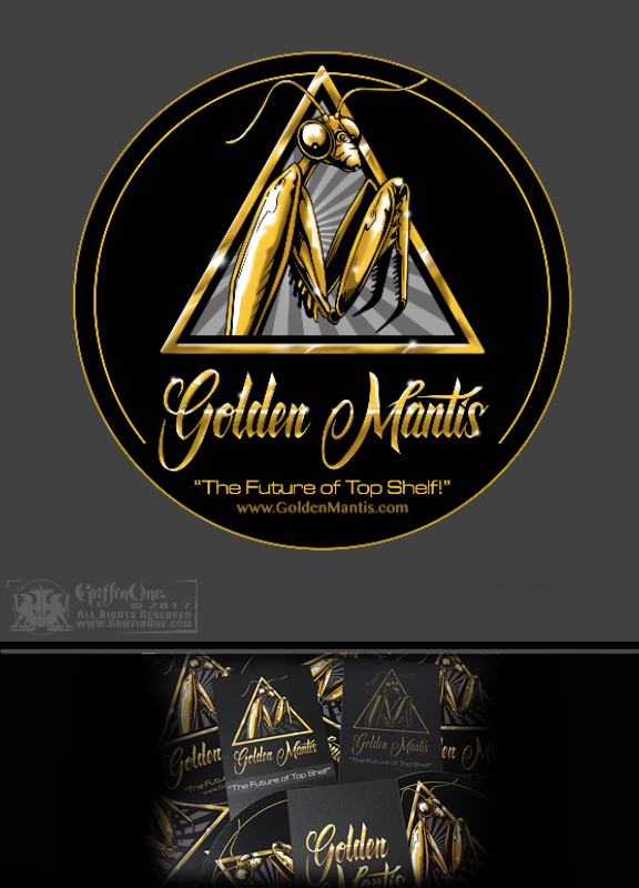 Golden Mantis