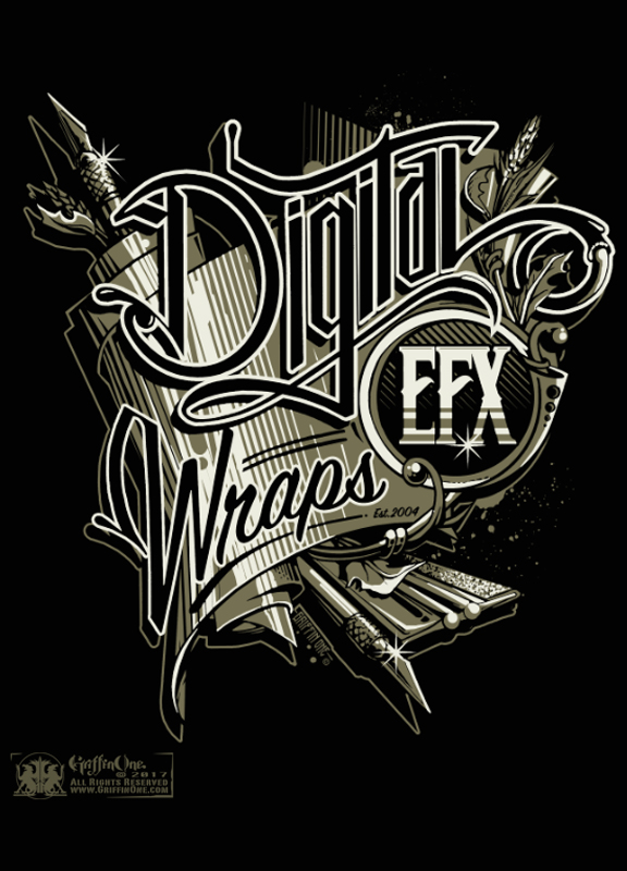 Digital EFX Wraps