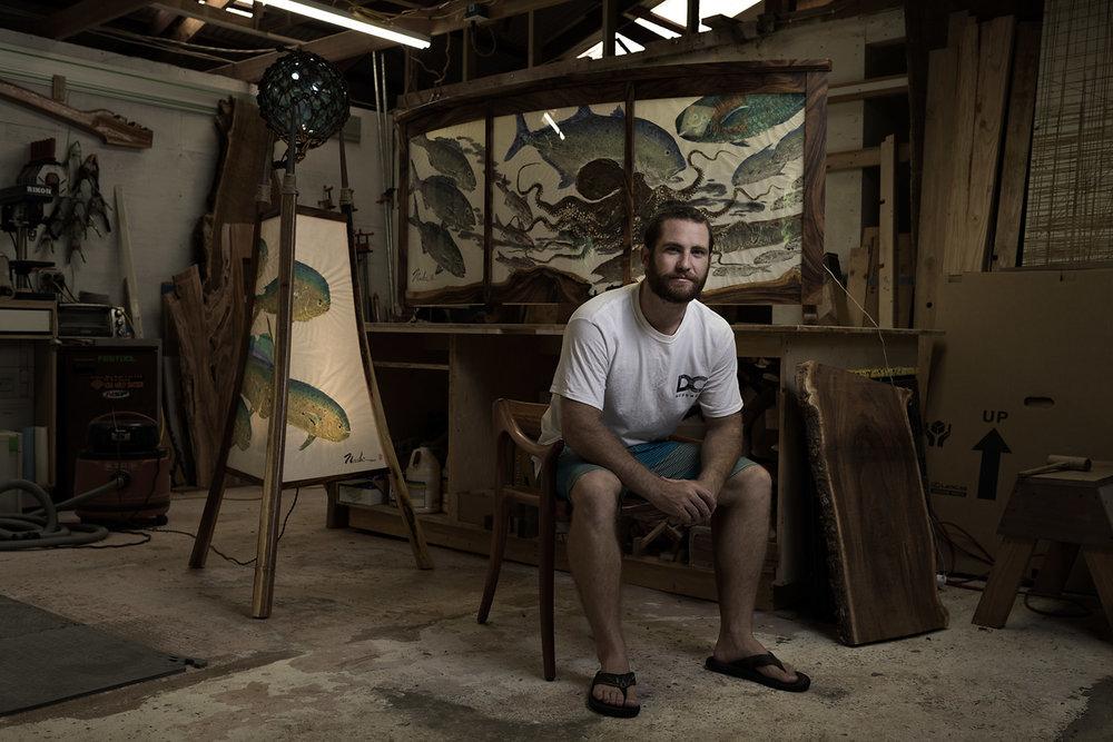 Dave Gagnon - DG Woodwork
