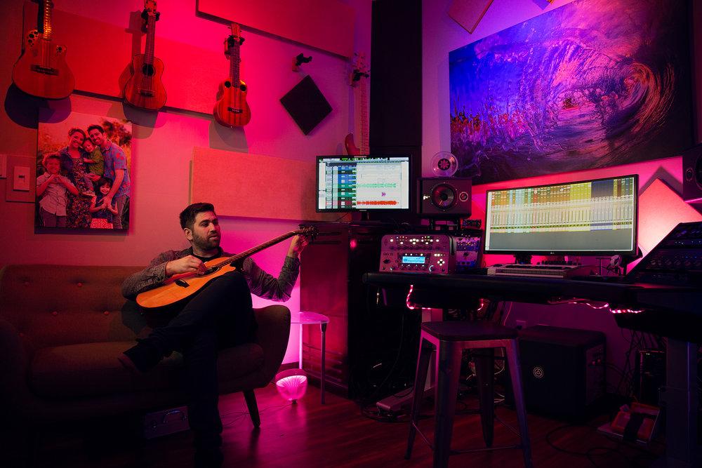 Imua Garza - Zeo Music, LLC