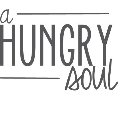 a hungry soul