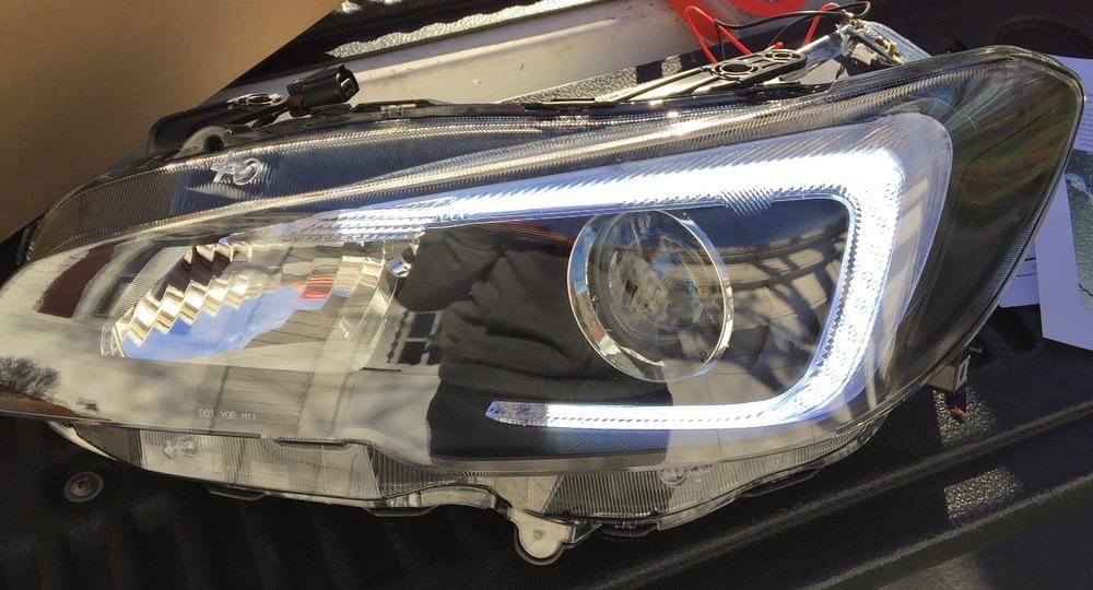 15+ WRX Base Morimoto switchback C-light