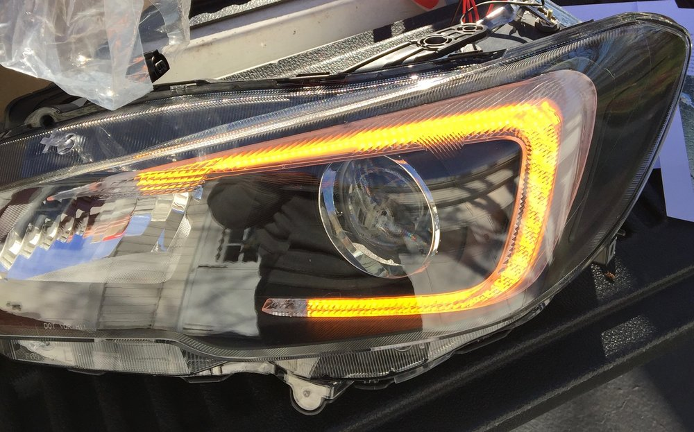 LED Accents - Whether you're going for an OEM + look or a