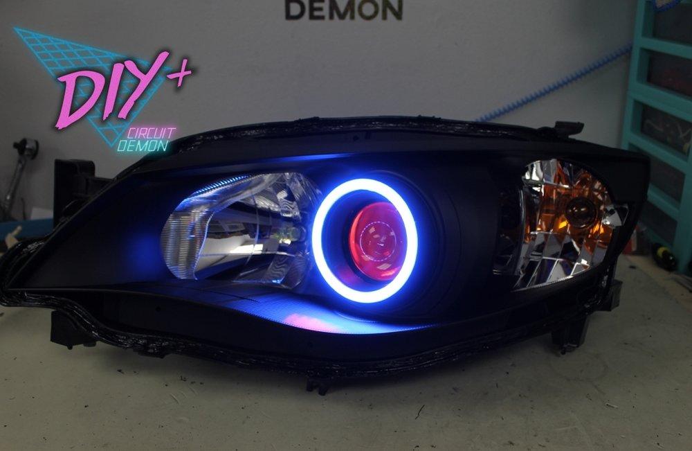 DIY+ 08 14 Impreza/WRX/STI Halo Kit