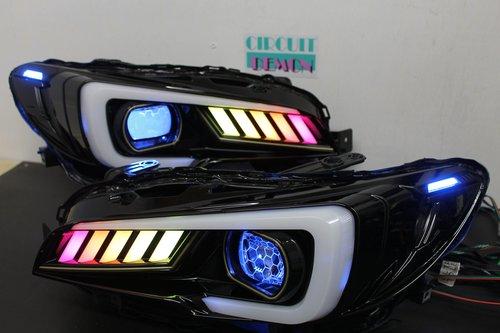 Shop Circuit Demon LLC - 2018 acura tsx headlights