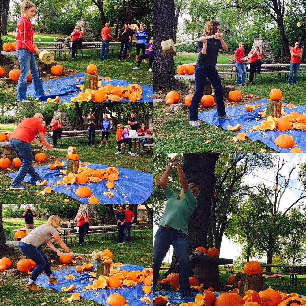 RIP pumpkins