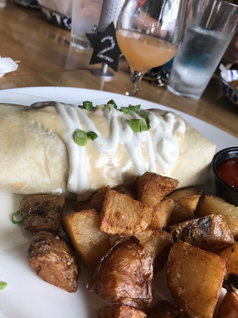 Brickhouse Breakfast Burrito