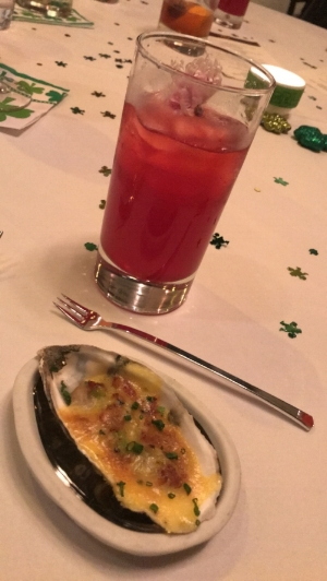 Rieger's Kansas City Whiskey Glazed Oyster
