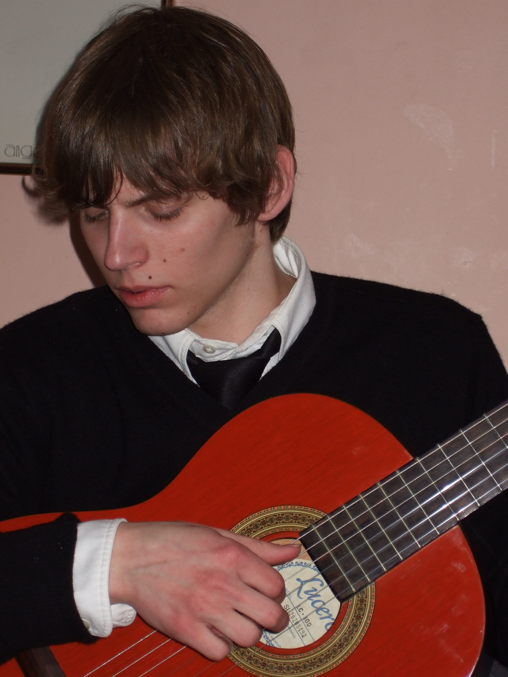 Guitar Lesson Testimonials Ian Lutz