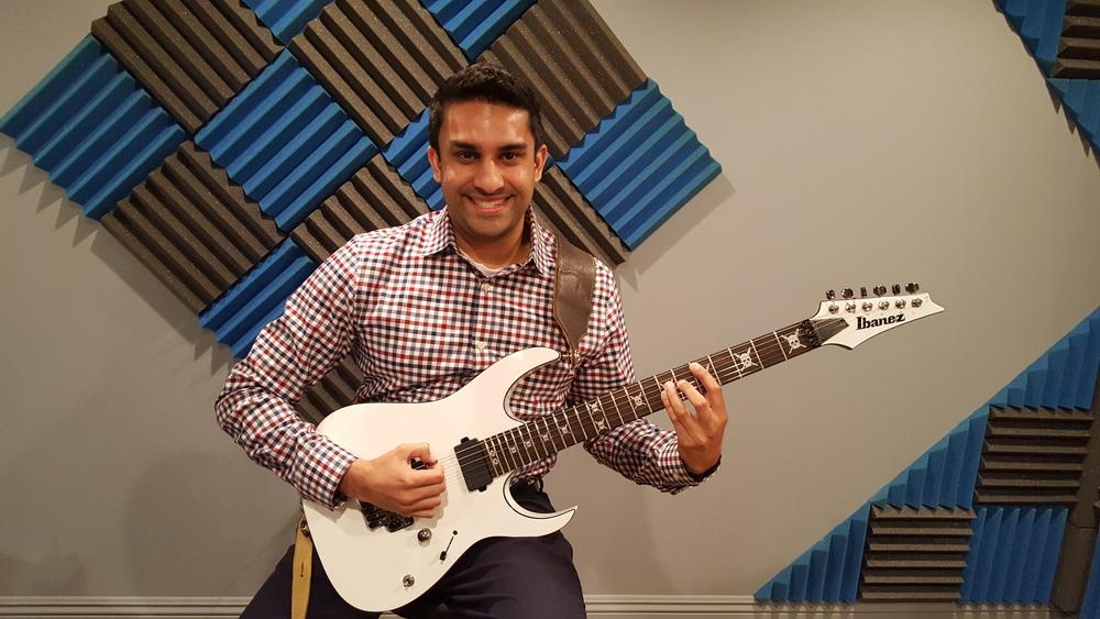 Schaumburg Guitar Lessons