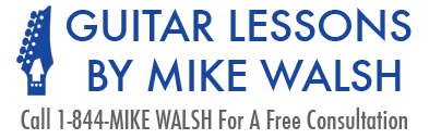 Guitar Lessons by Mike Walsh