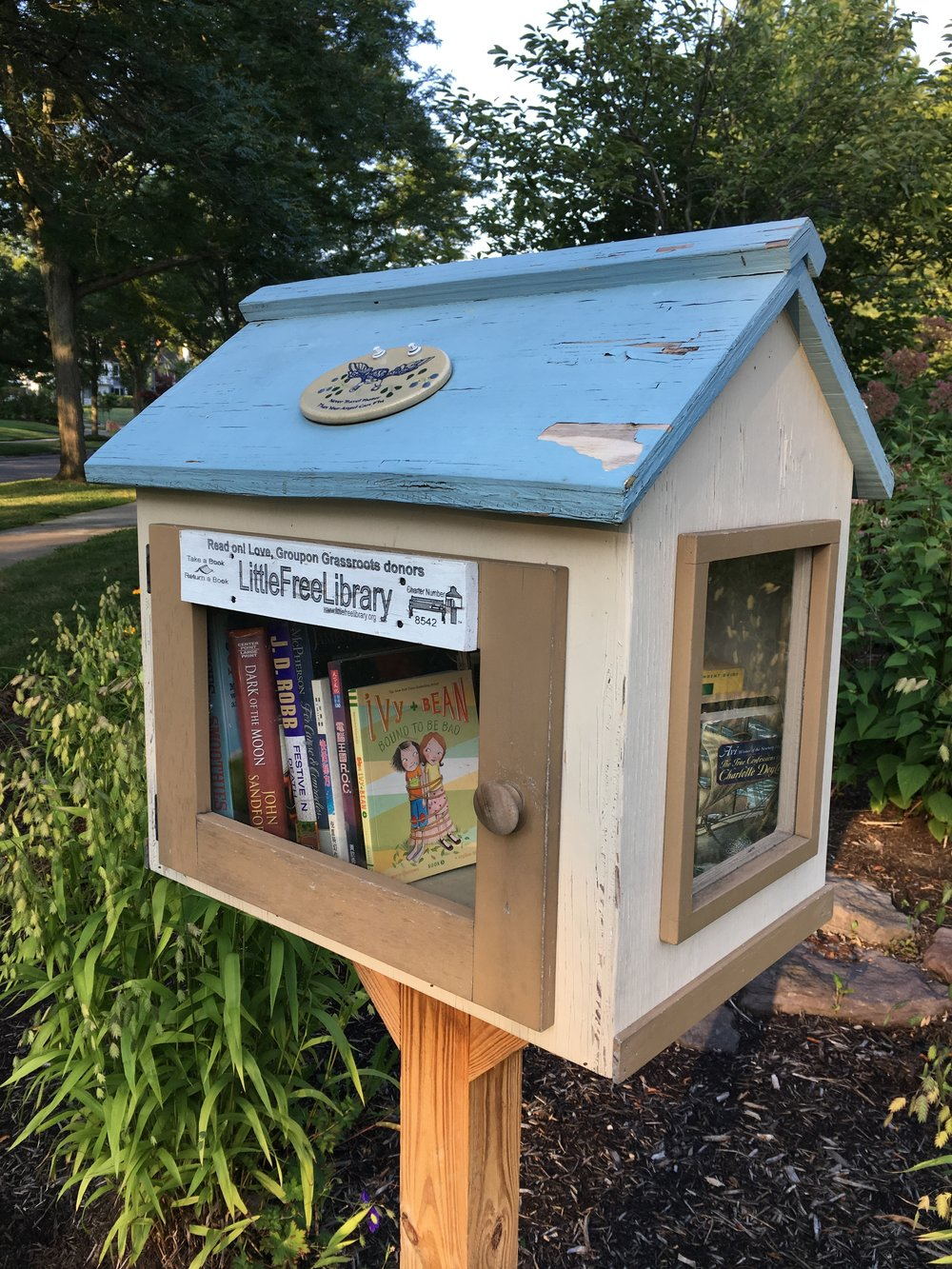 Little Free Library nearest Val & Carl's home in Shaker Heights, OH