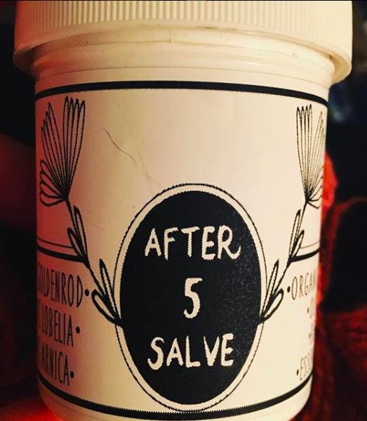 Made with Magic & Love: After 5 Salve
