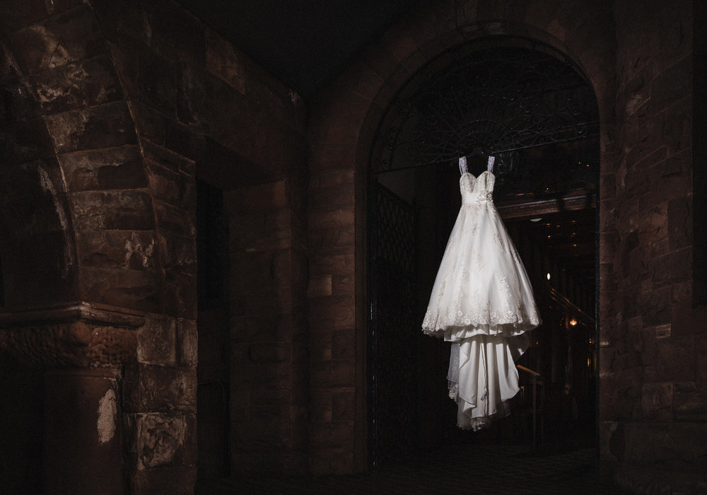 Wedding Dress Castle