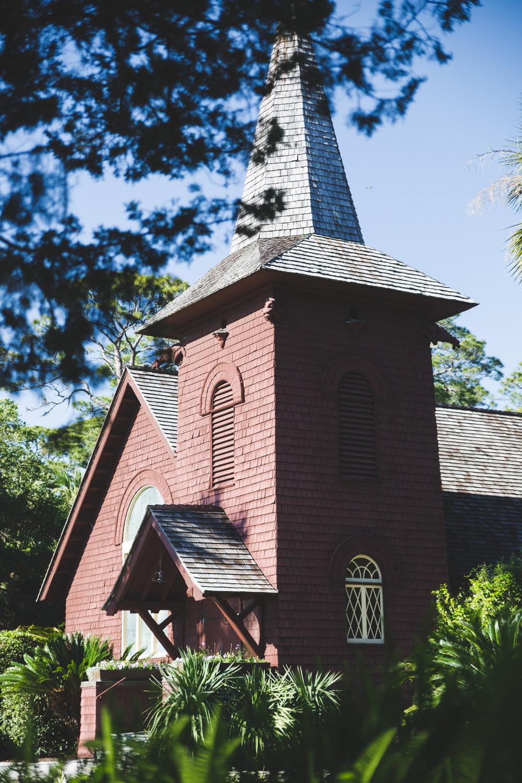 Faith Chapel Jekyll Island