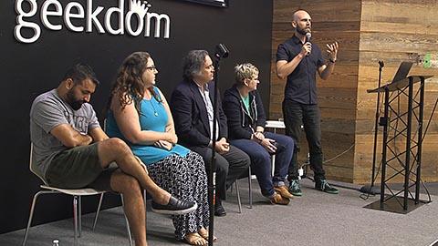 DEKO 37 San Antonio Video Production Geekdom