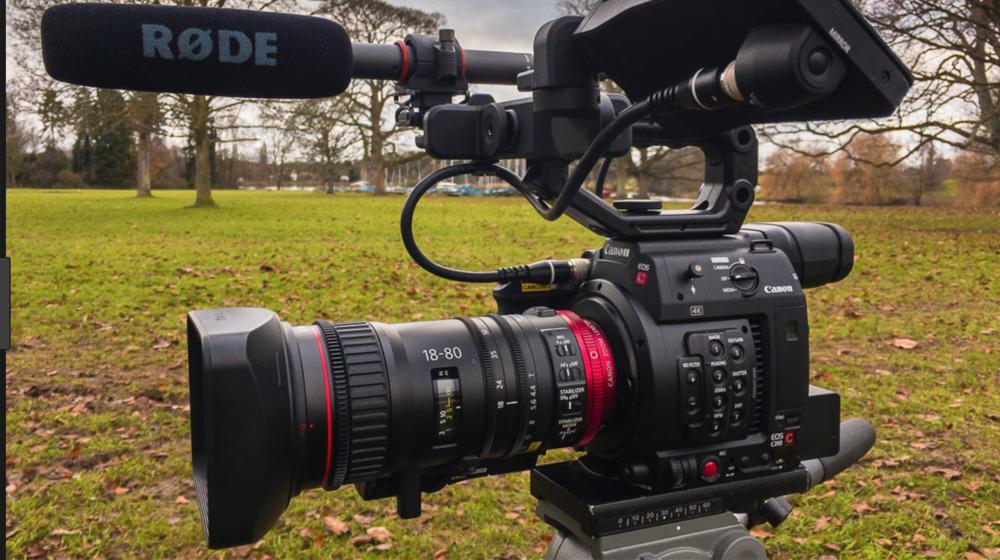 Video Production San Antonio DEKO 37 Canon C200