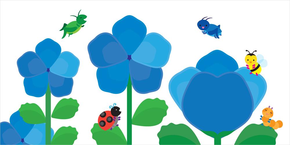 Spring Petunia