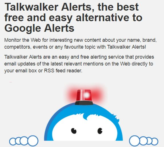 Talkwalker.com   - Free Tools